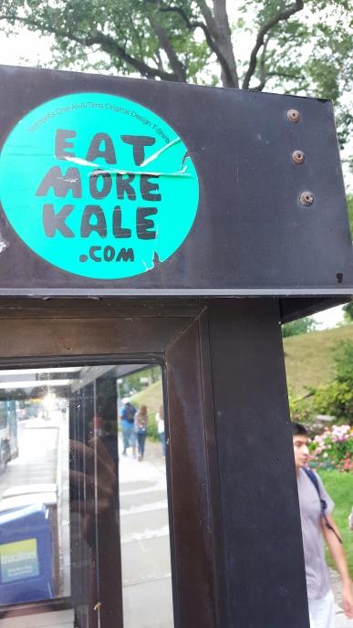 Easy Mushroom and Kale Pasta // brew + toss