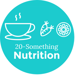 20-Something Nutrition